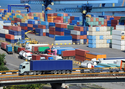 Container And Goods Tracking